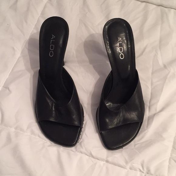 2 for $20 - Black heels